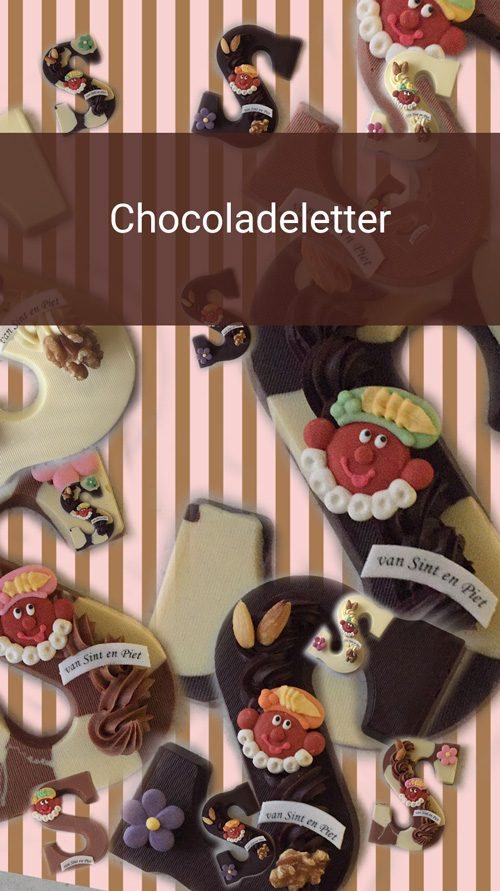 Chocoladeletter (200gr)